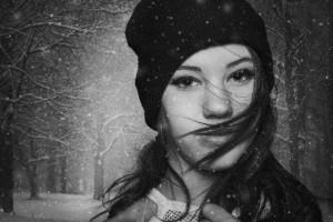 Luché 11 Snow BW